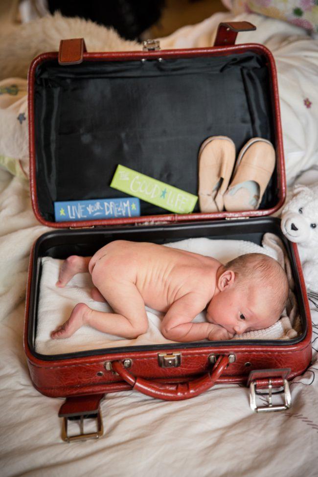 Marion Landon Photographie - nouveau-né